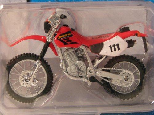 Honda XR 400R Motorcycle 1:18 Scale (Maisto)