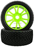 For Hsp 1:8 Rc Model Off Road Buggy Sponge Liner Tyre Tires & Wheel Rim 84 G 801 /Item# G4 W8 B 48 Q18185