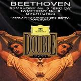 "Beethoven: Symphonies Nos.3 ""Eroica"" & 9 ""Choral""; Overtures (2 CDs)"