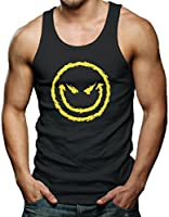 Evil Smiley Face Men's Tank Top T-shirt