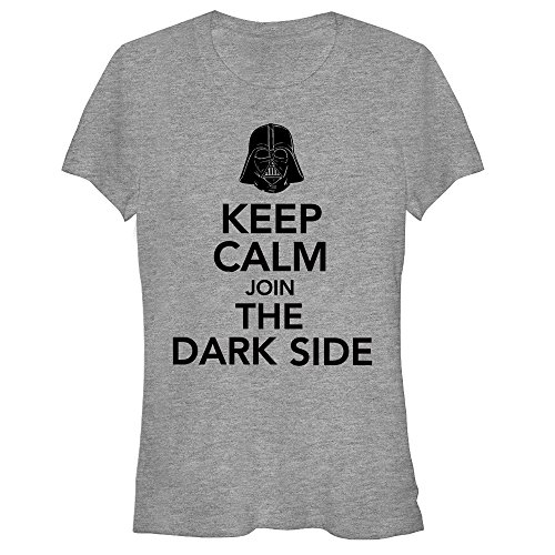 Star Wars Keep Calm and Join Juniors Graphic T Shirt - Fifth Sun llama llama sand and sun