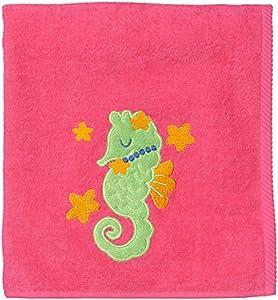 Sterntaler Strandtuch Seepferdchen - Bata para niñas
