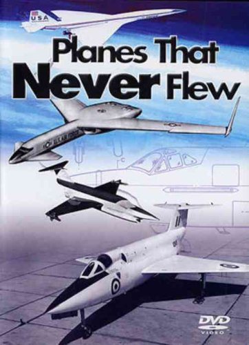 Planes That Never Flew [DVD]