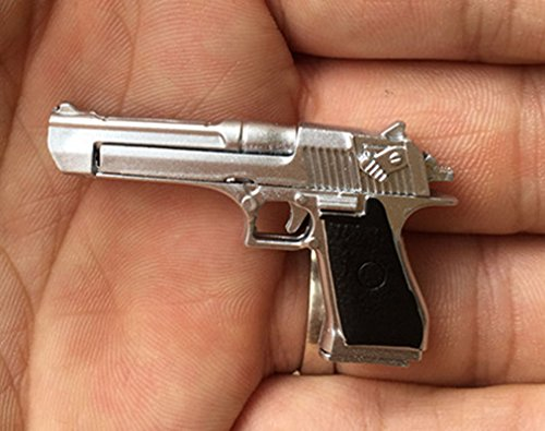 1:6 Gun Weapon Model Command Arnold Desert Eagle pistol model F 12