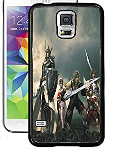 ColourCraft Warriors Design Back Case Cover for SAMSUNG GALAXY S5 NEO