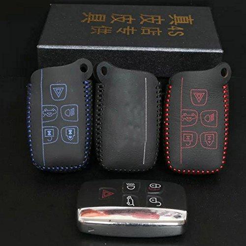 polarlander-138a-auto-della-cassa-del-cuoio-del-supporto-di-chiave-copertura-cinque-chiavi-fit-xf-xj
