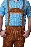 Lederhosen Leather Shorts Oktoberfest Trachten Bavarian