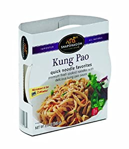 Snapdragon Quick Noodle Kung Pao 86-ounce Pack Of 6 from Snapdragon Foods