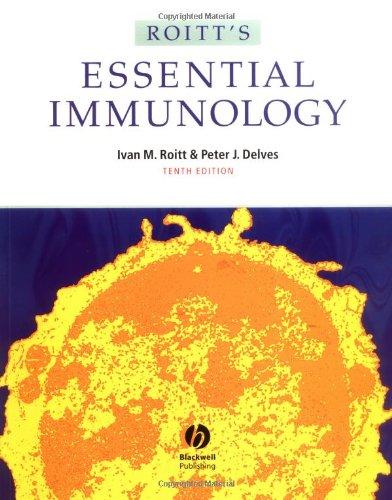 Roitt'S Essential Immunology, Tenth Edition (Essentials)