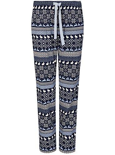 oodji-ultra-femme-pantalon-dinterieur-imprime-bleu-fr-40-m
