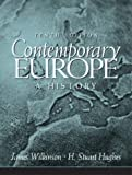 img - for CONTEMPORARY EUROPE: A HISTORY. book / textbook / text book