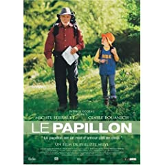 Le papillon - Philippe Muyl
