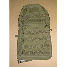 Molle Hydration Backpack Pack with Bladder-OD Green by Condor Outdoors