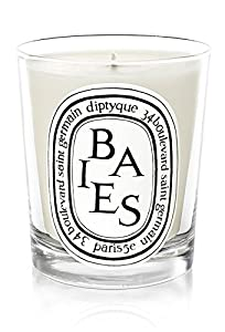 Baies scented candle 60hrs