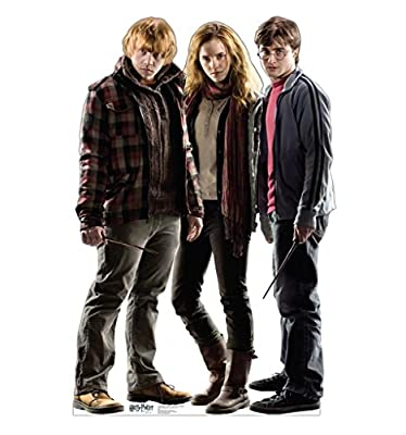 Harry Potter and the Deathly Hallows - Advanced Graphics Life Size Cardboard Standup
