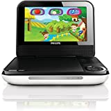 Philips PD703/37 7-Inch LCD Portable DVD Player (Certified Refurbished)