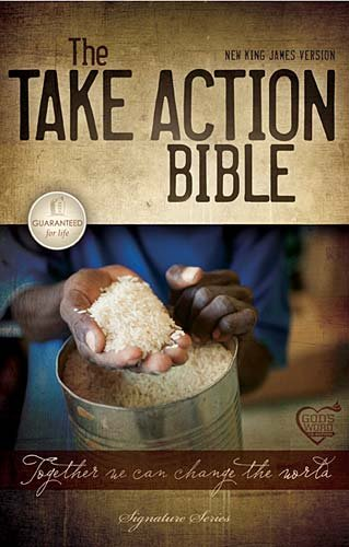 Take Action Bible, NKJV: Together We Can Change the World