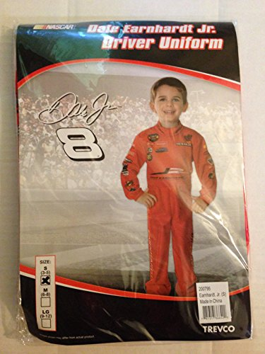 Nascar Dale Earnhardt Jr. #8 Driver Uniform Costume