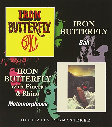 Iron Butterfly - Ball / Metamorphosis - Zortam Music