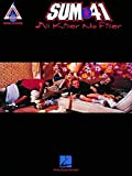 img - for Sum 41: All Killer No Filler (Guitar Recorded Version) by Sum 41 (2001-11-01) book / textbook / text book