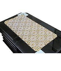 Kuber Industries Table Runner Virgin Vinyl (Soft Fabric)