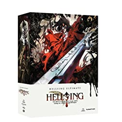 Hellsing Ultimate: Volumes 5-8 Collection (Blu-ray/DVD Combo)