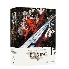 OVA版ヘルシング DVD & BD-BOX2 北米版