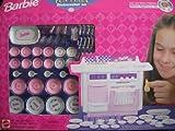バービー Barbie FUN FIXIN' DISHWASHER Set DELUXE APPLIANCE Playset プレイセット w DISH WASHER, Dishes & MORE (1997 Arcotoys, Mattel) ドール 人形 フィギュア [並行輸入品]