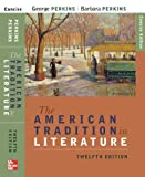 The American Tradition in Literature (concise) book alone (0073384895) by Perkins, George