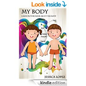 Children's Book About Body: A Kids Picture Book About Body With Photos and Fun Facts