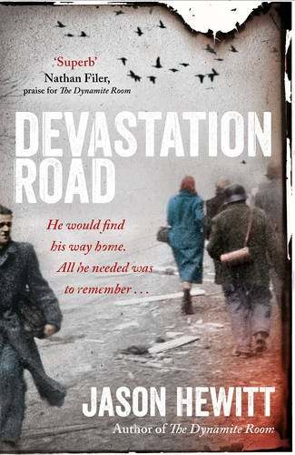 Devastation Road book cover