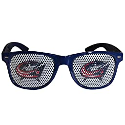 NHL Columbus Blue Jackets Game Day Shades, Blue