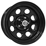 Pro Comp Steel Wheels Series 98 Wheel with Gloss Black Finish (15x8