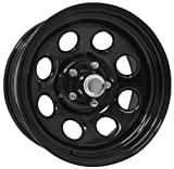 Pro Comp (Series 98) Gloss Black - 17 x 9 Inch Steel Wheel