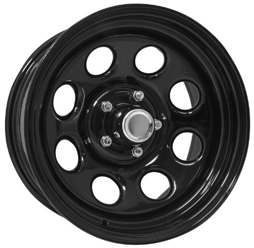 Pro Comp (Series 98) Gloss Black - 16 x 7 Inch