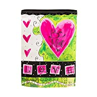 Valentines Day Garden Flag Be Mine