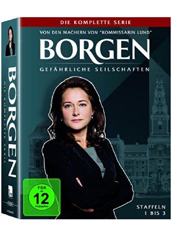 Borgen - Die komplette Serie: Staffeln 1-3 [11 DVDs]