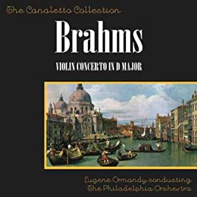 Brahms: Violin Concerto In D Major - Third Movement