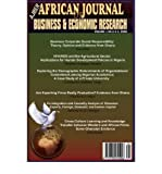 img - for [ African Journal of Business and Economic Research Vols 2&3, 2006 Kuada, John ( Author ) ] { Paperback } 2006 book / textbook / text book