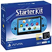 PlayStation Vita Starter Kit アクア・ブルー