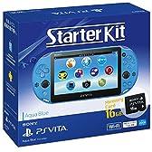 PlayStation Vita Starter Kit アクア・ブルー