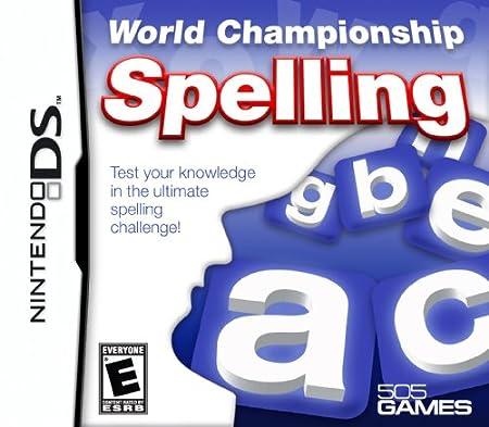 World Championship Spelling