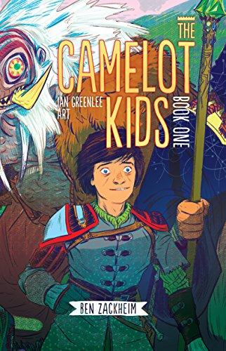 The Camelot Kids by Ben Zackheim ebook deal