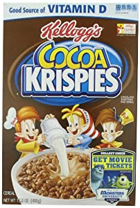 Cocoa Krispies, 15.5 Ounce