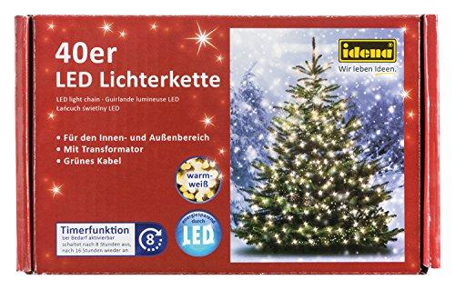 Idena-LED-Lichterkette-40er-ca-12-m-fr-innenauen-warm-wei