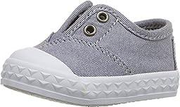 TOMS Kids Unisex Zuma Sneaker (Infant/Toddler/Little Kid) Light Blue Chambray Sneaker 5 Toddler M