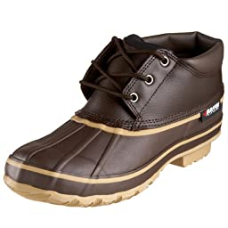 Baffin Men\'s Whitetail Rain Boot,Brown,9 M US
