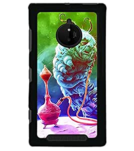 Aart Designer Luxurious Back Covers for Nokia 830 + 3D F2 Screen Magnifier + Digital LED Watches Unisex Silicone Rubber Touch Screen by Aart Store.