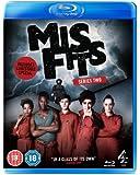 Misfits Series 2 [Blu-ray]