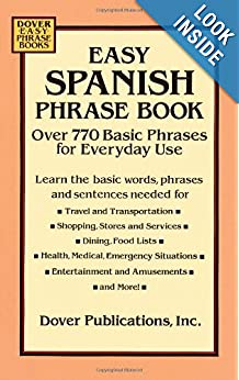 Easy Spanish Phrase Book download